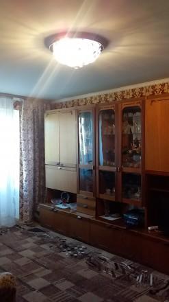 квартира на пр Соборності в цегляному будинку, не кутова, можливий обмін на 2 кв. 33 микрорайон, Луцк, Волынская область. фото 2