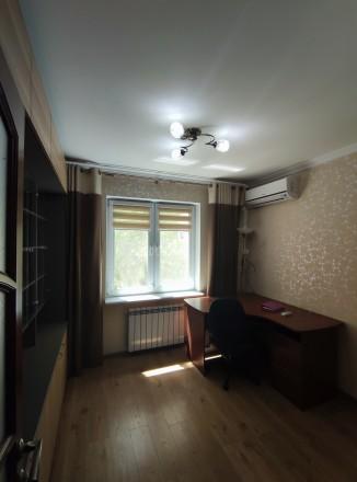 Первая сдача! Просторная, свежая, чистая квартира с евроремонтом, мебелью и тех. Малиновский, Одесса, Одесская область. фото 8