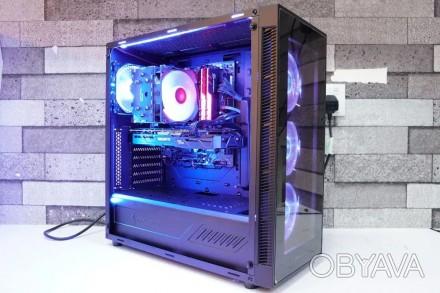 i7-7700К + GTX 1660 SUPER + Z170 Игровой Компьютер ПК Системный блок