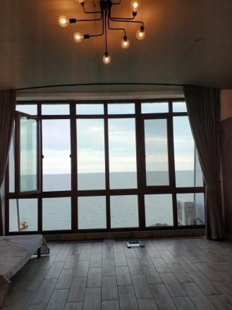 Красивая квартира с видом на море на Даче Ковалевского.Квартира после ремонта с . Киевский, Одесса, Одесская область. фото 2