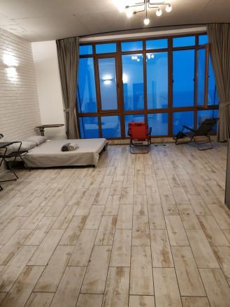 Красивая квартира с видом на море на Даче Ковалевского.Квартира после ремонта с . Киевский, Одесса, Одесская область. фото 6