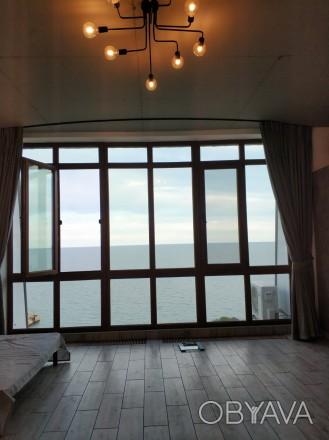 Красивая квартира с видом на море на Даче Ковалевского.Квартира после ремонта с . Киевский, Одесса, Одесская область. фото 1