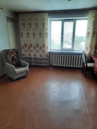 2-х комнатной квартира 52 м2 общей площади в теплом кирпичном доме, не угловая. . Шерстянка, Чернигов, Черниговская область. фото 6
