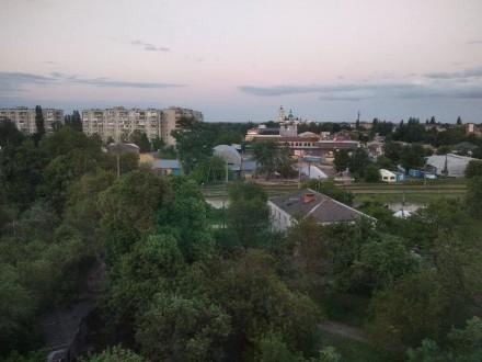2-х комнатной квартира 52 м2 общей площади в теплом кирпичном доме, не угловая. . Шерстянка, Чернигов, Черниговская область. фото 3