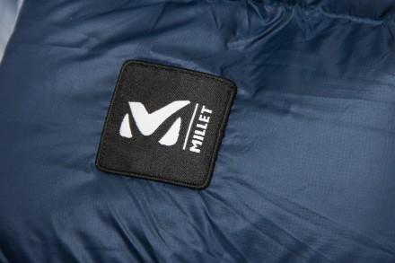 НОВАЯ Куртка Millet Abrasion Belay Hoodie M.  Утиный пух, изолирующий эту чрез. Запорожье, Запорожская область. фото 7
