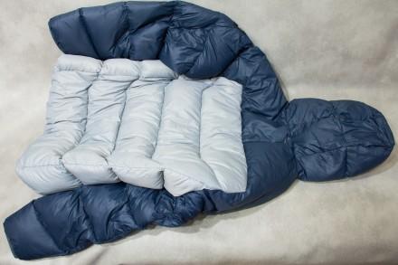 НОВАЯ Куртка Millet Abrasion Belay Hoodie M.  Утиный пух, изолирующий эту чрез. Запорожье, Запорожская область. фото 5