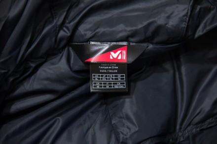 НОВАЯ Куртка Millet Abrasion Belay Hoodie M.  Утиный пух, изолирующий эту чрез. Запорожье, Запорожская область. фото 8