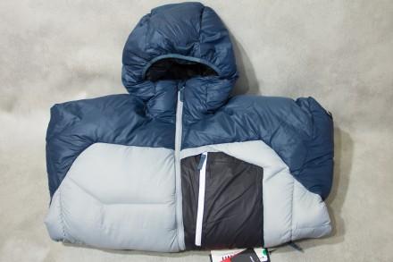 НОВАЯ Куртка Millet Abrasion Belay Hoodie M.  Утиный пух, изолирующий эту чрез. Запорожье, Запорожская область. фото 3