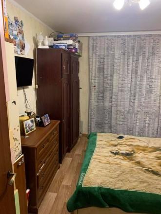 классная квартира по классной цене 3 отдельные комнаты + кухня 9,6м отличное с. Черноморск (Ильичевск), Черноморск, Одесская область. фото 9