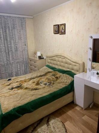 классная квартира по классной цене 3 отдельные комнаты + кухня 9,6м отличное с. Черноморск (Ильичевск), Черноморск, Одесская область. фото 8