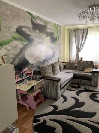 классная квартира по классной цене 3 отдельные комнаты + кухня 9,6м отличное с. Черноморск (Ильичевск), Черноморск, Одесская область. фото 2