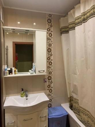 классная квартира по классной цене 3 отдельные комнаты + кухня 9,6м отличное с. Черноморск (Ильичевск), Черноморск, Одесская область. фото 4