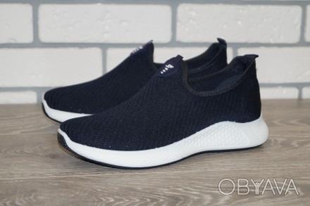 Стильные мужские кроссовки, размеры: 41-45