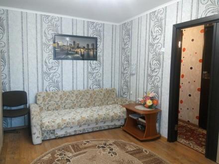 Отличная двухкомнатная квартира в долгосрочную аренду, центр. - Район Мегацентр. Центр, Чернигов, Черниговская область. фото 5
