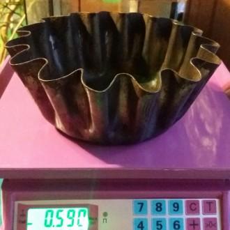 Форма для выпечки кекса,хлеба СССР. Кременчуг. фото 1