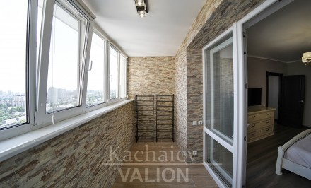Предлагаю Вашему вниманию квартиру с качественным дизайнерским ремонтом. После р. Соломенка, Киев, Киевская область. фото 8