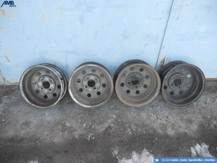 Диски  Артикул : —- Фирма : Ford Диаметр R13 Разболтовка - 4 х 108 Ши. Новоайдар, Луганская область. фото 5