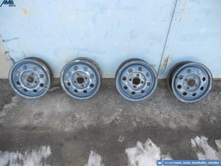 Диски  Артикул : —- Фирма : Ford Диаметр R13 Разболтовка - 4 х 108 Ши. Новоайдар, Луганская область. фото 2