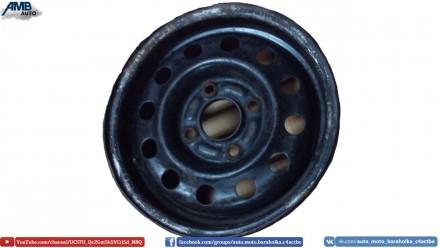 Диски  Артикул : —- Фирма : Ford Диаметр R13 Разболтовка - 4 х 108 Ши. Новоайдар, Луганская область. фото 6