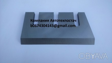 Нож для измельчителя (дробилки, щепореза) Олнова (Автотехпостач)