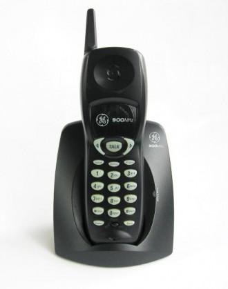 Радиотелефон GE 26928GE2-B. Кропивницкий. фото 1