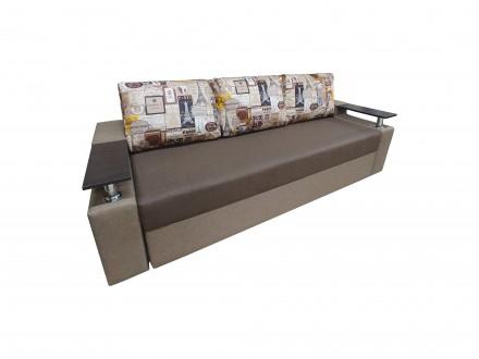 * Прямой диван Миллениум это стильное украшение вашей комнаты. Механизм «. Черкассы, Черкасская область. фото 4
