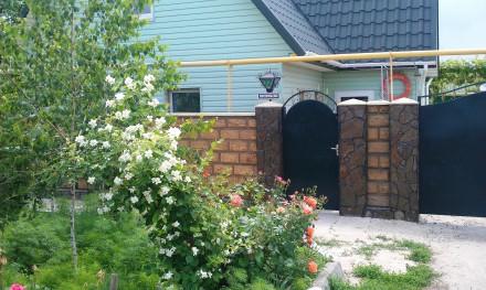 Домовладение Можжевеловый Рай-люкс номера на 2-3-4 чел.. Скадовск. фото 1