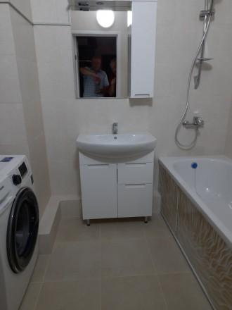 2-х комнатная квартира  2/9 кирпичного дома, 80м2, сдается впервые, индивидуальн. Масаны, Чернигов, Черниговская область. фото 7