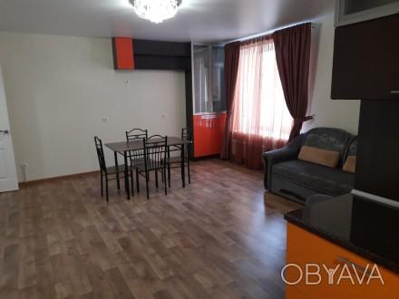 2-х комнатная квартира  2/9 кирпичного дома, 80м2, сдается впервые, индивидуальн. Масаны, Чернигов, Черниговская область. фото 1