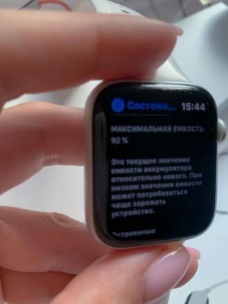 Продам свои часики. Apple watch 5 44mm. Состояние и внешний вид 9/10 (есть небол. Чернигов, Черниговская область. фото 4