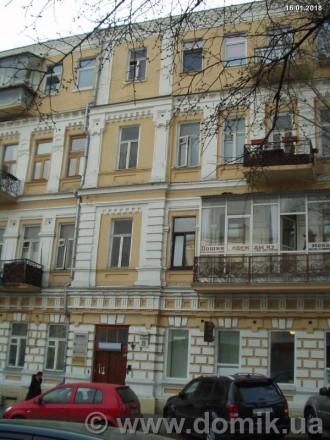 Продажа квартиры в жилом доме по ул. Гоголевская. 1-й этаж, 3 кабинета. Квартира. Центр, Киев, Киевская область. фото 2