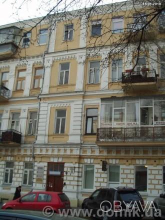 Продажа квартиры в жилом доме по ул. Гоголевская. 1-й этаж, 3 кабинета. Квартира. Центр, Киев, Киевская область. фото 1