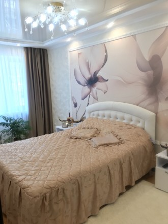 Отличная квартира с качественным ремонтом, хорошей мебелью и техникой. Квартира. Сухой фонтан, Николаев, Николаевская область. фото 4