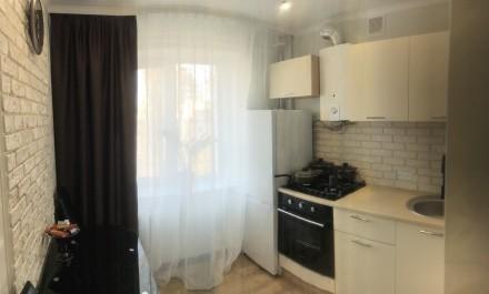 Отличная квартира с качественным ремонтом, хорошей мебелью и техникой. Квартира. Сухой фонтан, Николаев, Николаевская область. фото 7