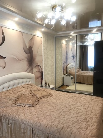 Отличная квартира с качественным ремонтом, хорошей мебелью и техникой. Квартира. Сухой фонтан, Николаев, Николаевская область. фото 5
