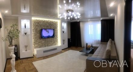 Отличная квартира с качественным ремонтом, хорошей мебелью и техникой. Квартира. Сухой фонтан, Николаев, Николаевская область. фото 1