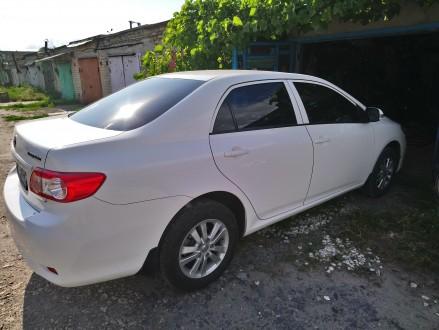 Продам авто Toyota Corolla, выпуск ноябрь 2012 года, была куплена в автосалоне Д. Верхнеднепровск, Днепропетровская область. фото 2