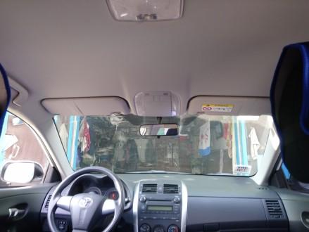 Продам авто Toyota Corolla, выпуск ноябрь 2012 года, была куплена в автосалоне Д. Верхнеднепровск, Днепропетровская область. фото 6