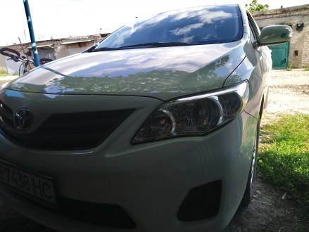 Продам авто Toyota Corolla, выпуск ноябрь 2012 года, была куплена в автосалоне Д. Верхнеднепровск, Днепропетровская область. фото 10
