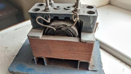 Релейный трансформатор РТЭ-1,Подмагничиваный ток 10 ампер,Напряжение 1-0.9 V, Н. Львов, Львовская область. фото 3