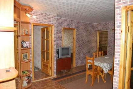 Сдам трехкомнатную квартиру  в центре для отдыхающих.. Скадовск. фото 1