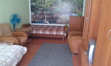 Сдам однокомнатную квартиру в первой линии от моря.. Скадовск. фото 1