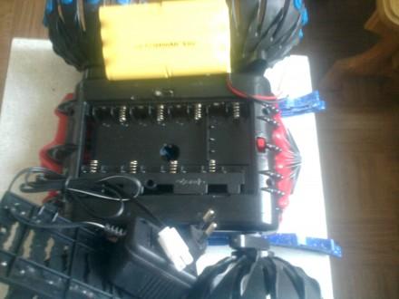 Машинка (СПАЙДЕР-АВТО) с радиоуправлением (27 Мгц) 160 грн Что осталось... ---. Подгородная, Николаевская область. фото 4