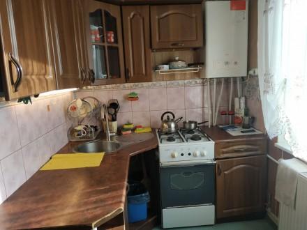 Квартира з хорошим косметичним ремонтом, індивідуальне опалення, є всі необхідні. Бам, Тернопіль, Тернопільська область. фото 6