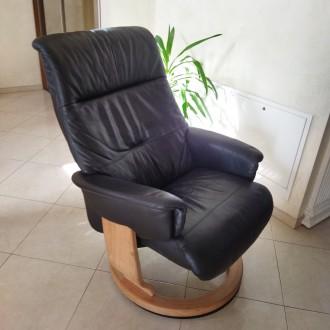 Крісло для відпочинку - релаксу. Крісло комфортне розкладне, в доброму стані. . Львов, Львовская область. фото 5