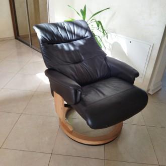 Крісло для відпочинку - релаксу. Крісло комфортне розкладне, в доброму стані. . Львов, Львовская область. фото 9