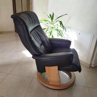 Крісло для відпочинку - релаксу. Крісло комфортне розкладне, в доброму стані. . Львов, Львовская область. фото 3