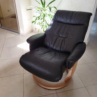 Крісло для відпочинку - релаксу. Крісло комфортне розкладне, в доброму стані. . Львов, Львовская область. фото 7