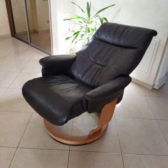 Крісло для відпочинку - релаксу. Крісло комфортне розкладне, в доброму стані. . Львов, Львовская область. фото 8