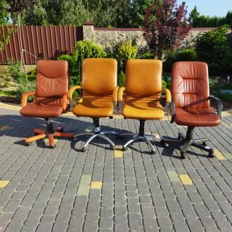 Крісла офісні для персоналу. Ціна крісел посередині 3000, по боках 4500 грн. Н. Львов, Львовская область. фото 5